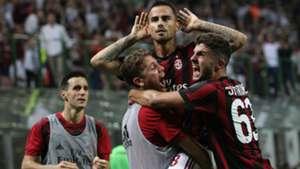 Suso Milan Cagliari Serie A