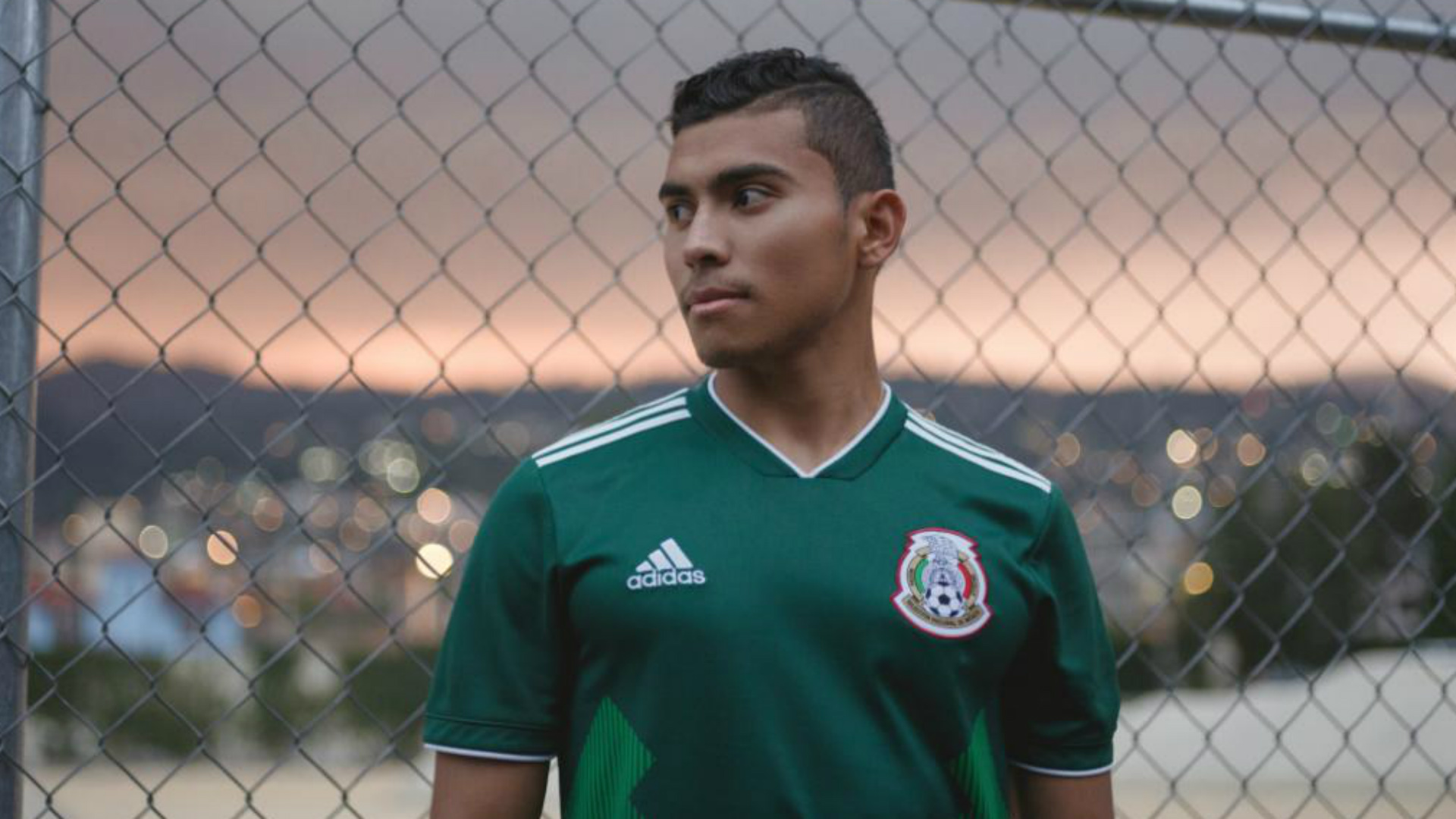 World Cup 2018 kit Mexico home