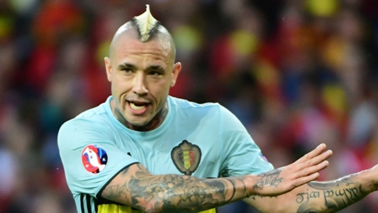 c046aba0146 Belgium World Cup squad  Radja Nainggolan retires after Russia snub ...