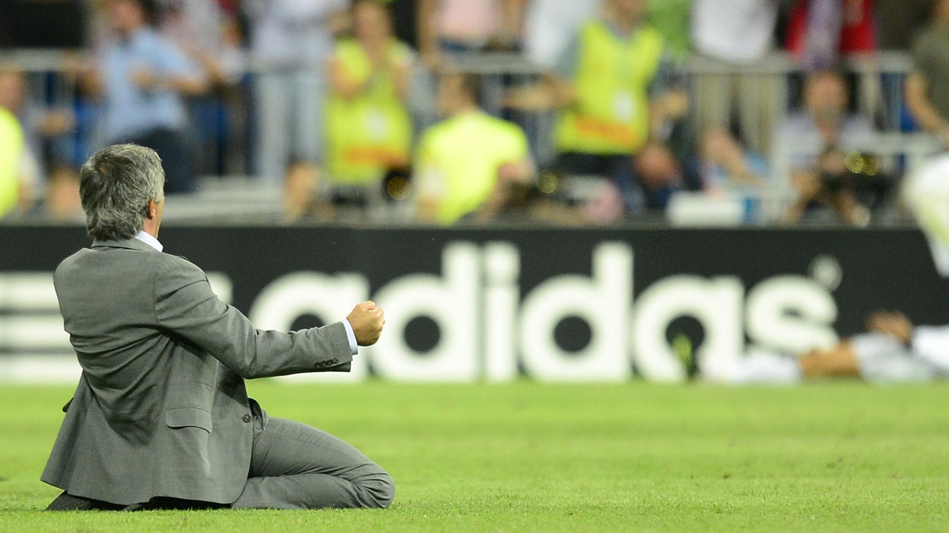 Jose Mourinho Real Madrid Manchester City 2012