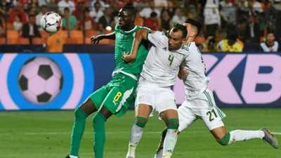 Cheikhou Kouyate - Algeria vs Senegal