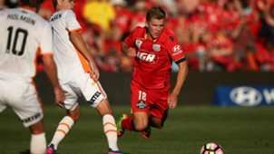 Riley McGree Adelaide United