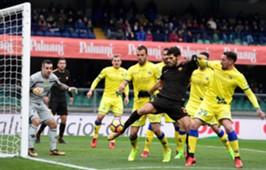 Roma vs Chievo