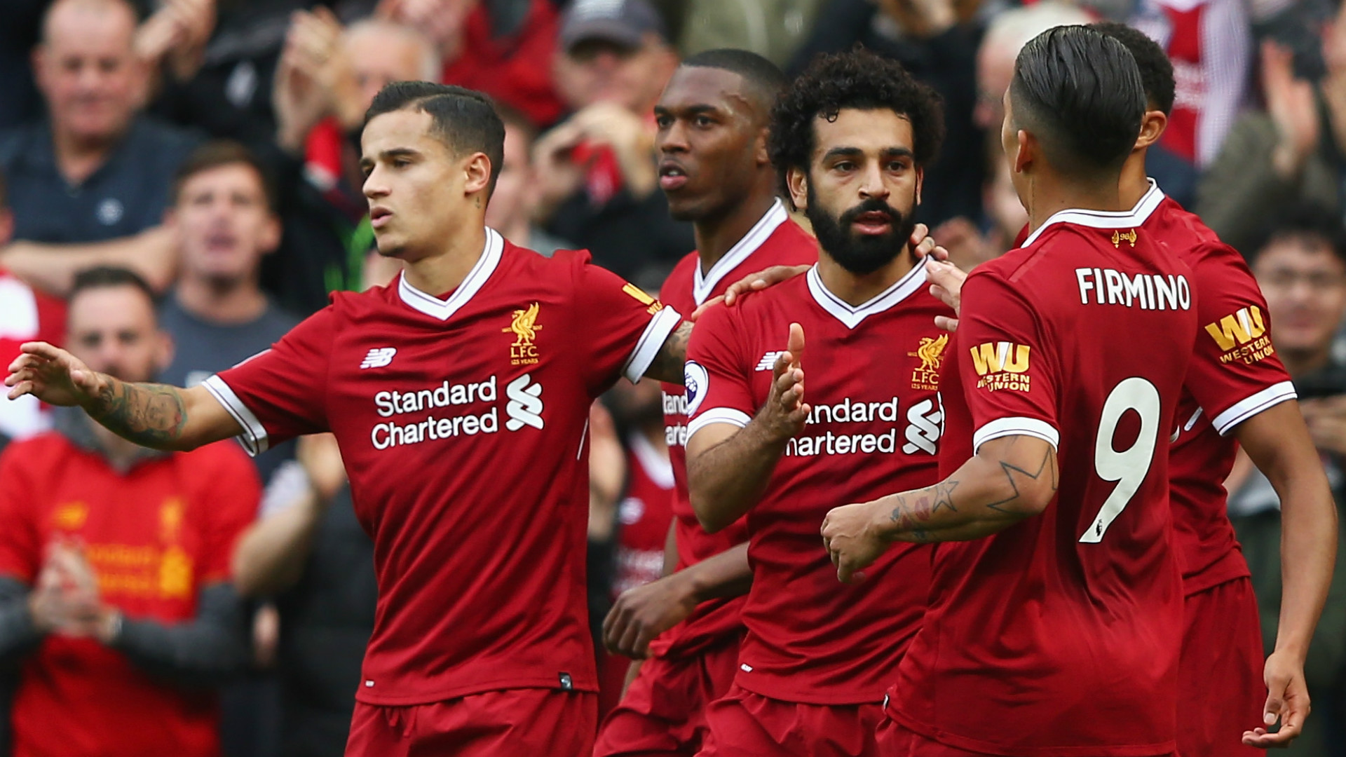 Liverpool boss Jurgen Klopp: Why I dropped Mo Salah and Philippe Coutinho