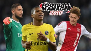 Football Manager 2018 wonderkids