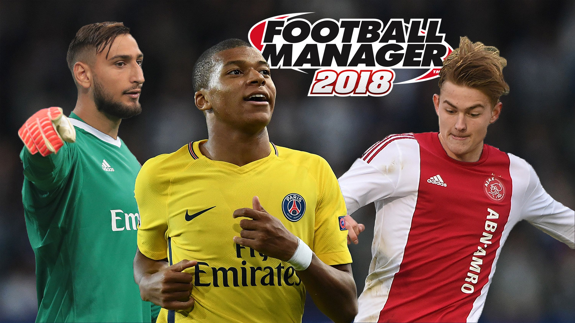 Football Manager 2018: Best wonderkid strikers, midfielders