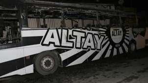 Altay team bus