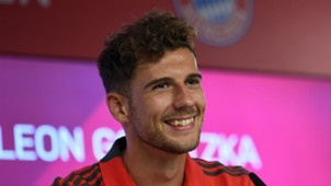 Leon Goretzka FC Bayern 02082018