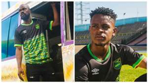 Jamaica Away Kit 2018/19
