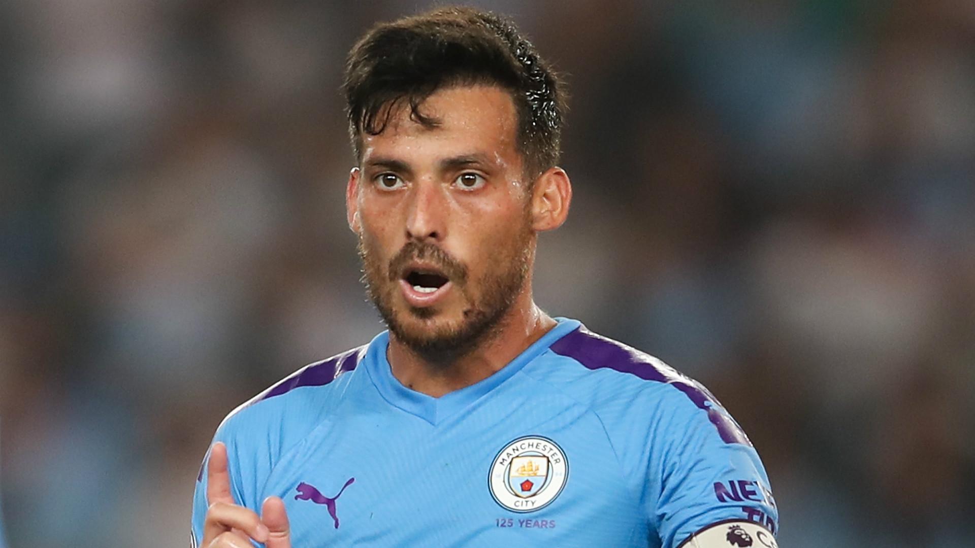Man City 4-1 West Ham: David Silva & Raheem Sterling
