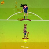 cavani neymar cartoon