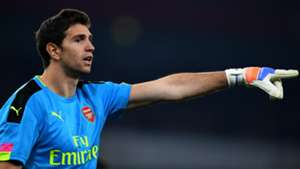 Damian Martinez Arsenal 2016