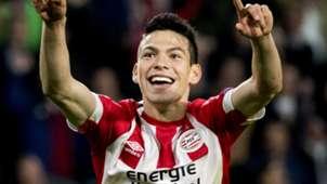Hirving Lozano PSV 2018-19