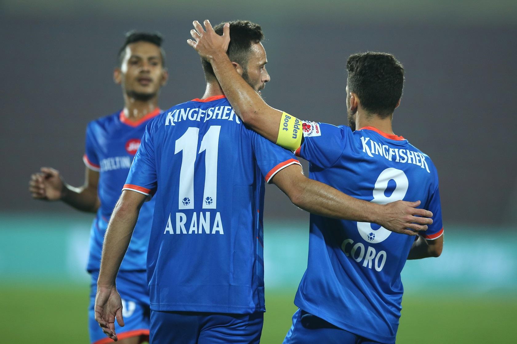 NorthEast United FC FC Goa ISL