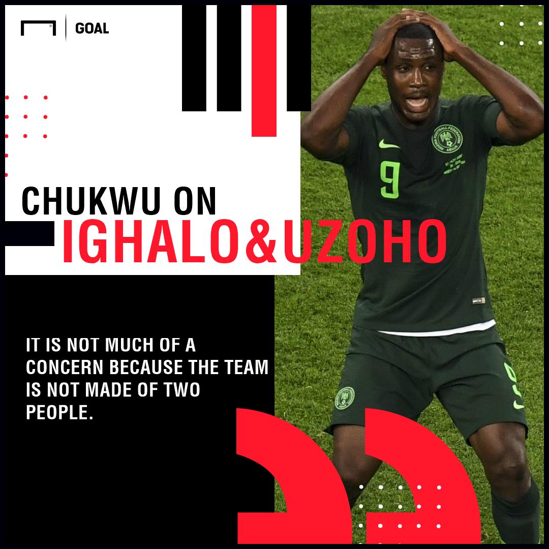 Nigeria v South Africa ps