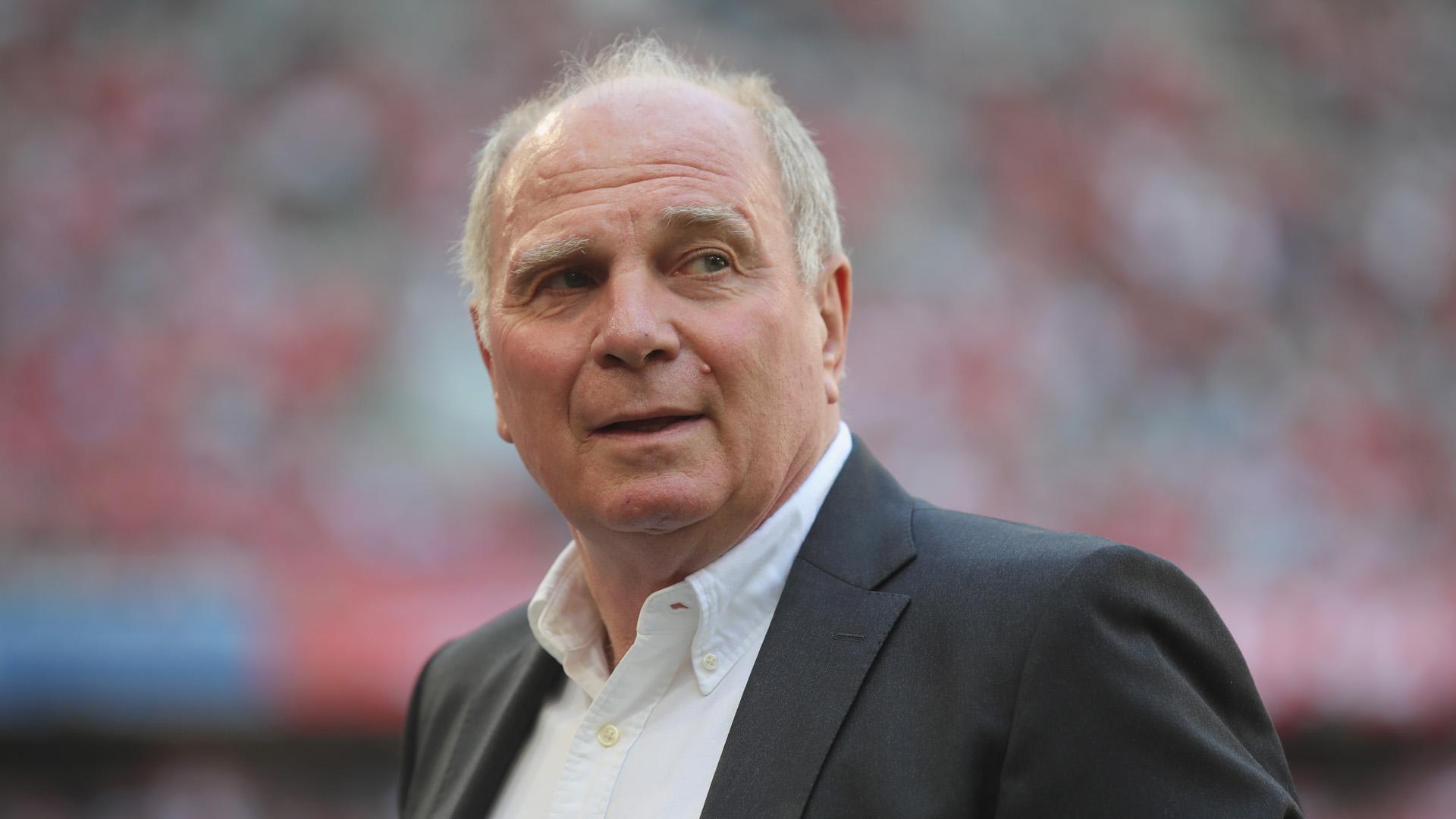 Uli Hoeneß Bayern München 2018