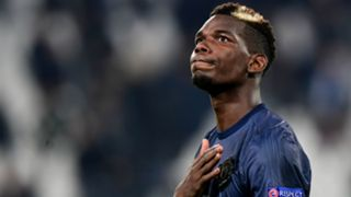 Paul Pogba Juventus Manchester United Champions League