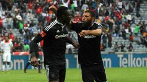 Dove Wome and Riyaad Norodien - Orlando Pirates