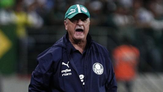 Felipao Scolari Palmeiras Godoy Cruz Libertadores 30072019