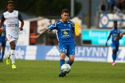 Romain Grange Niort Ligue 2