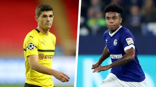 fc366c5ab01 Who is Weston McKennie? Schalke's USMNT midfielder set to become a ...