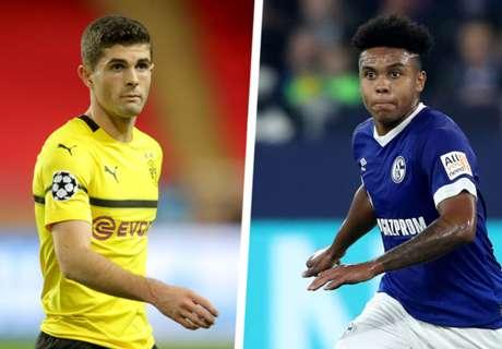 America's Got Talent! Schalke star McKennie to succeed Pulisic