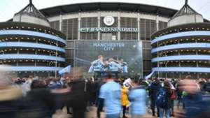 Etihad Stadium Champions League