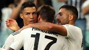 Cristiano Ronaldo Mario Mandzukic Emre Can Juventus 2018-19