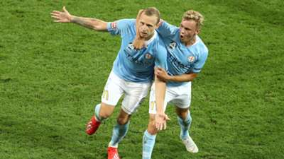 Ritchie De Laet Melbourne City