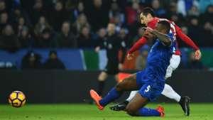 Henrikh Mkhitaryan Manchester United Leicester