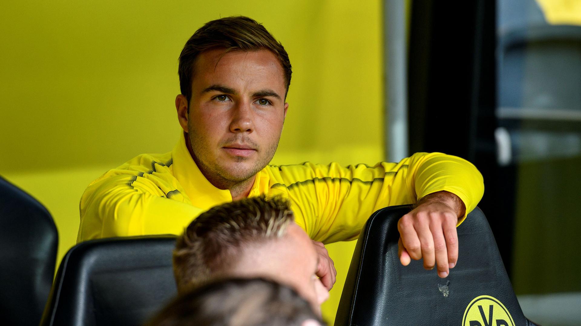 Borussia Dortmund Mario Götze 26082018