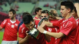 Silvio Romero Independiente Copa Suruga Bank 08082018