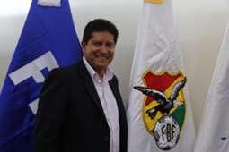 Eduardo Vilegas, Bolivia
