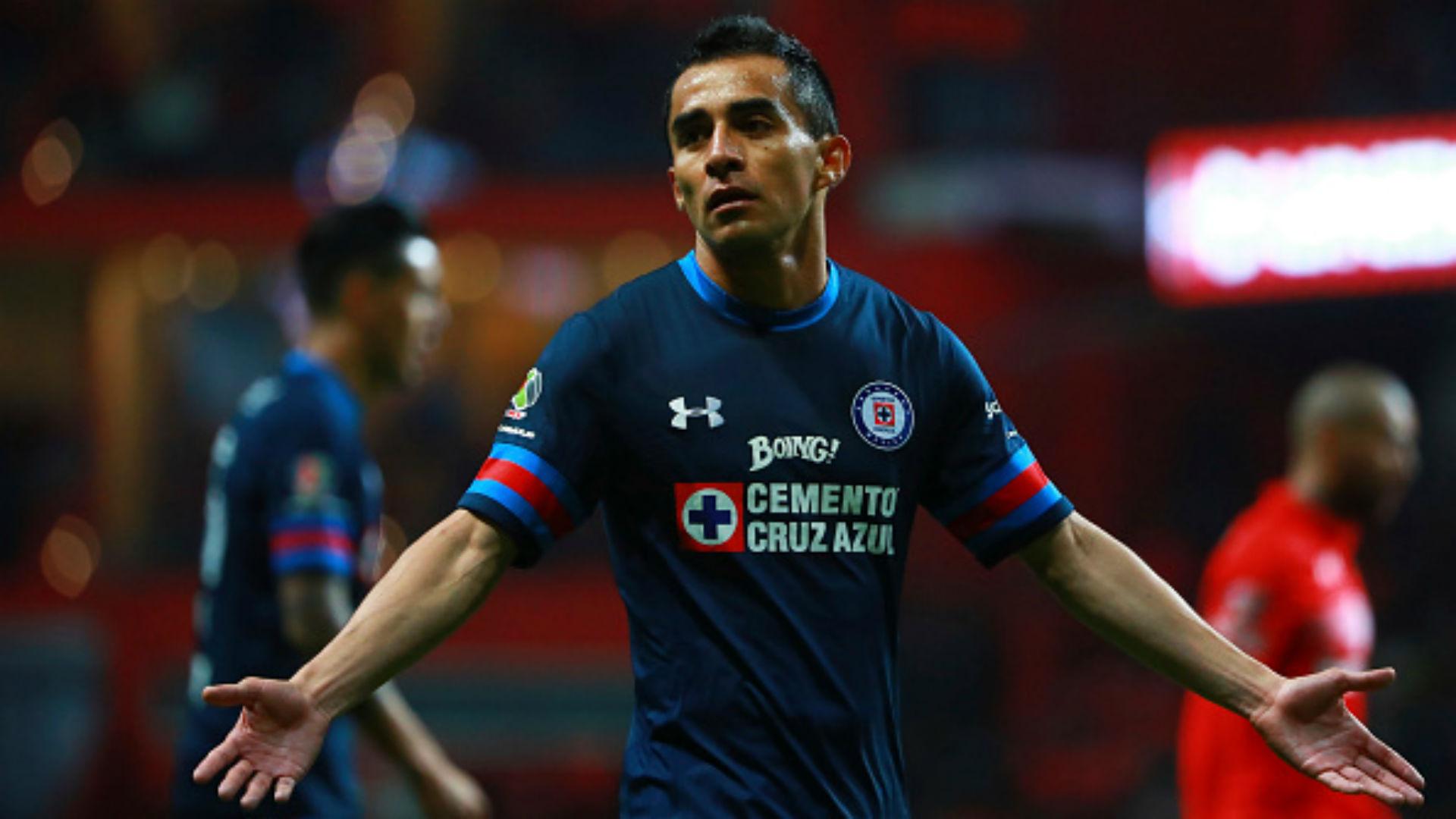 Rafael Baca Cruz Azul Liga MX Mexico Clausura 2017