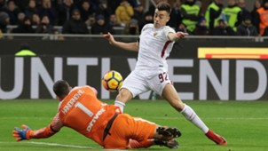 Stephan El Shaarawy Inter Roma