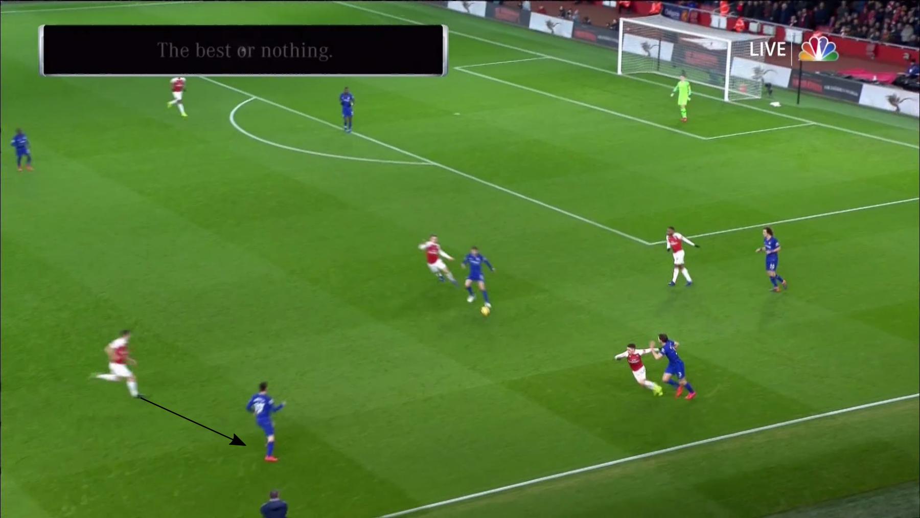 Arsenal Chelsea 2.