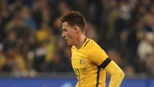 Ajdin Hrustic Australia v Brazil Friendly 13062017