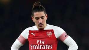 Hector Bellerin Arsenal 2019