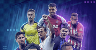 Champions League Header