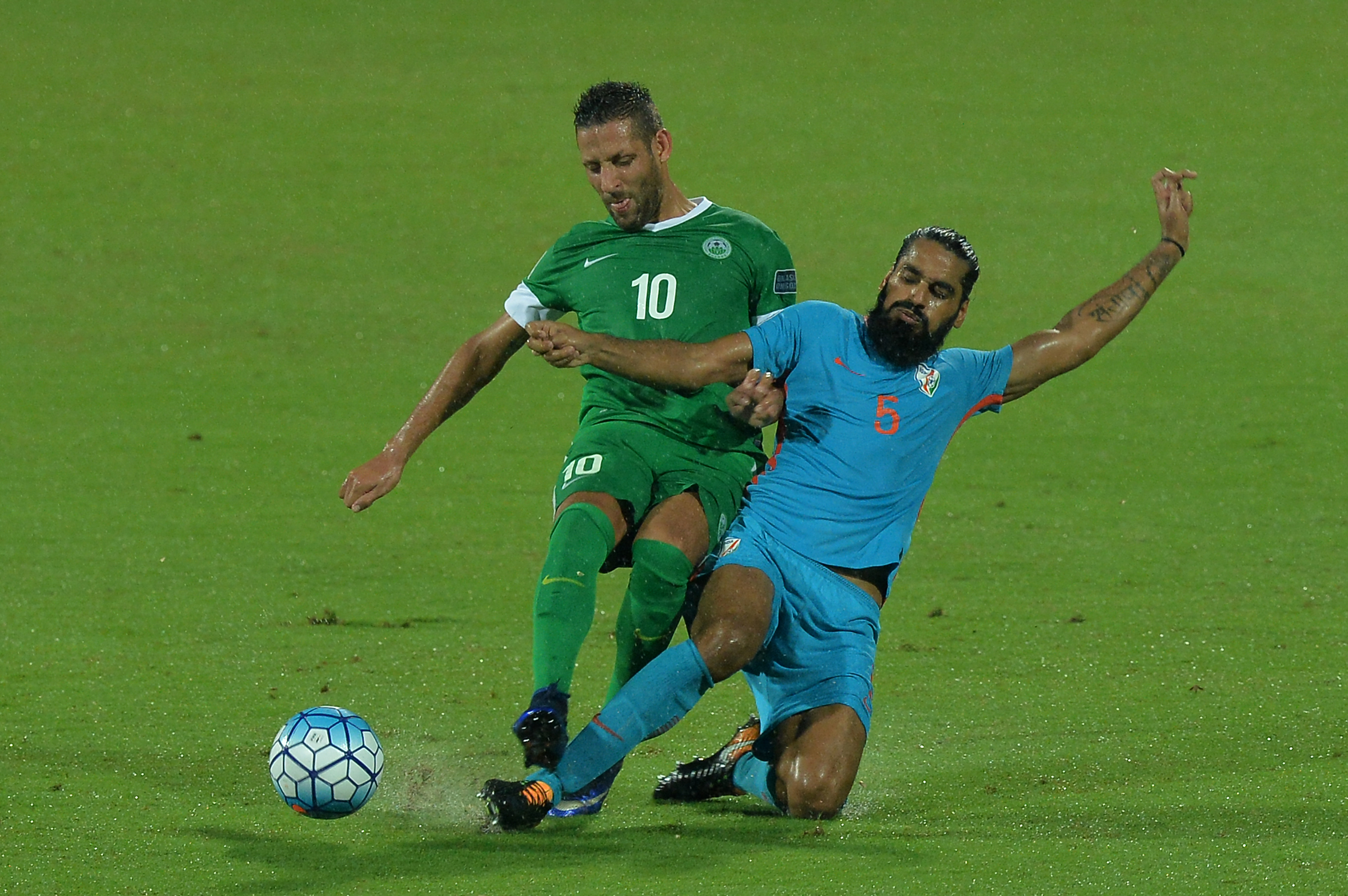 India vs Macau AFC Asian Cup