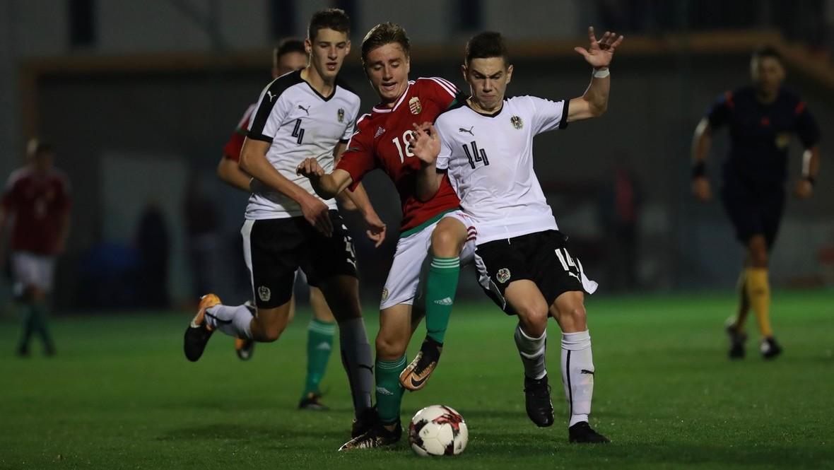 U16-os válogatott