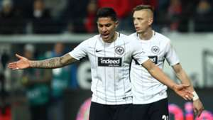Carlos Salcedo Eintracht Frankfurt 250418