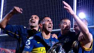 Boca Rosario Central Supercopa Argentina