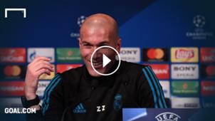 Zinedine Zidane PK 06032018