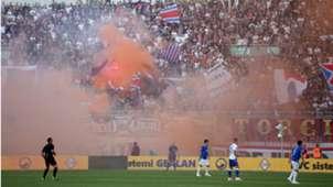 Torcida Hajduk Dinamo 1. HNL 29092018