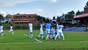 India U16 vs Nepal in AFC U16 qualifier