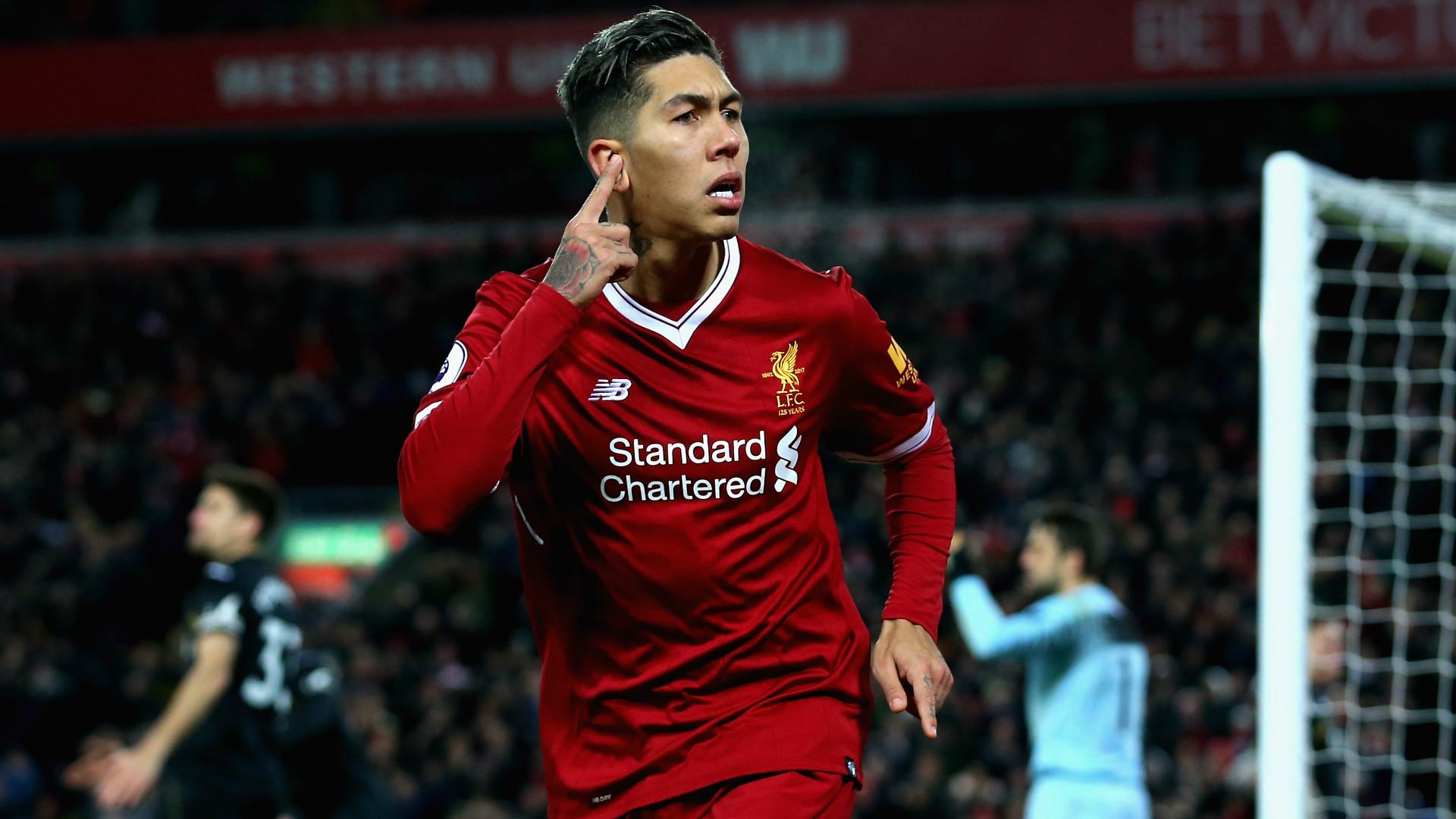 Roberto Firmino Liverpool 26122017
