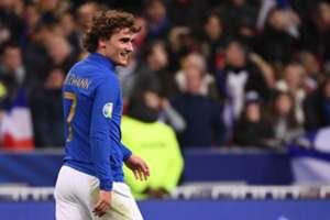 Antoine Griezmann France Iceland European Qualifications 03/25/19