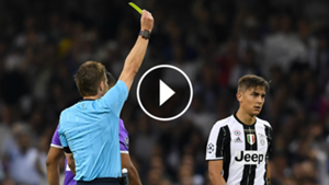 VIDEO PLAY Paulo Dybala Juventus Real Madrid Champions League 03062017