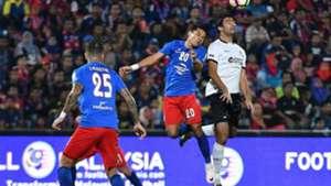 Johor Darul Ta'zim,T-Team, Super League, 25/02/2017